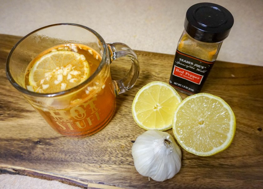 Garlic Cayenne Cold Remedy Mary Chryston